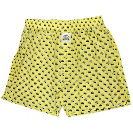 Yellow Cotton Boll Southern Drawls